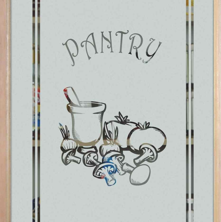 Etched glass pantry amp laundry room doors sans soucie art glass