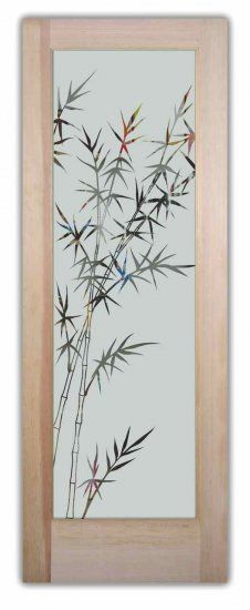 Bamboo Glass Designs Sans Soucie Art Glass