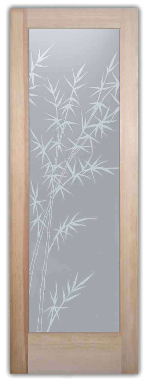 Etched glass door sans soucie art glass part 4 for Etched glass entry doors