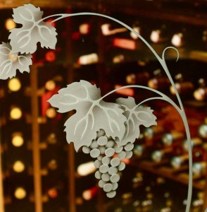 Grapevines Amp Ivy Designs Sans Soucie Art Glass