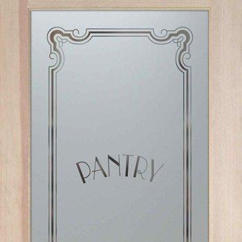 Bon Florence Pantry Door