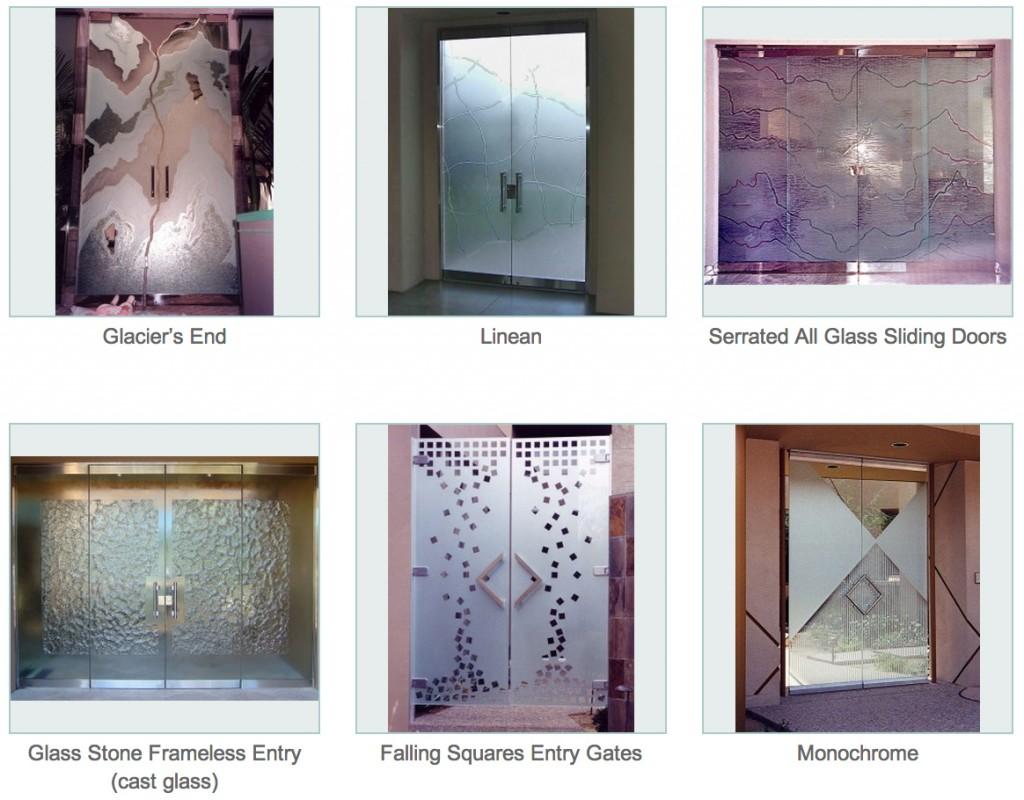 Frameless Glass Doors Sans Soucie 01 Frameless Glass Doors Sans Soucie 02  ...