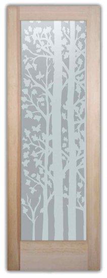 interior door - Sans Soucie Art Glass