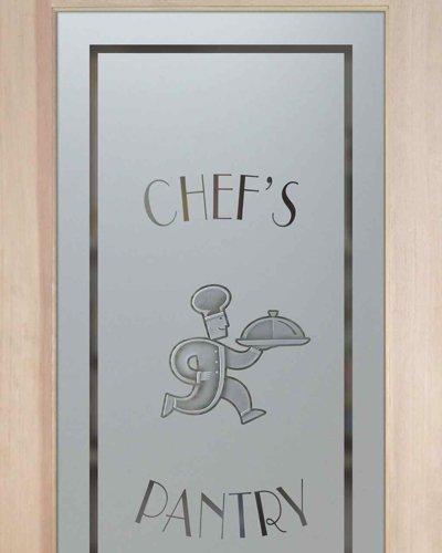 Delicieux Bread Basket Pantry Door. Chop Chop ...