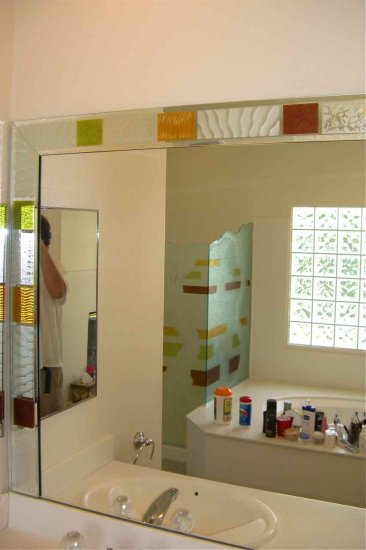 decorative glass mirrors and mirror frames