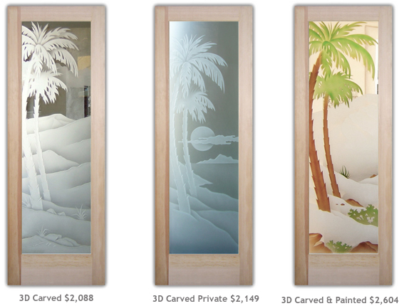 Interior all glass doors sans soucie art glass for Decorative window glass types