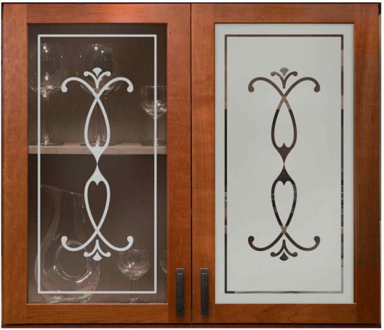 Element 481 Cabinet Glass