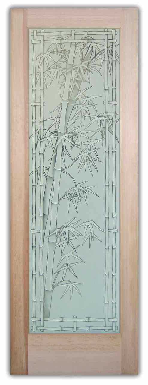 Bamboo Glass Designs Sans Soucie Art Glass