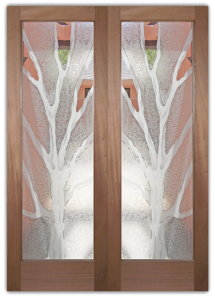 double entry doors sans soucie barren branches