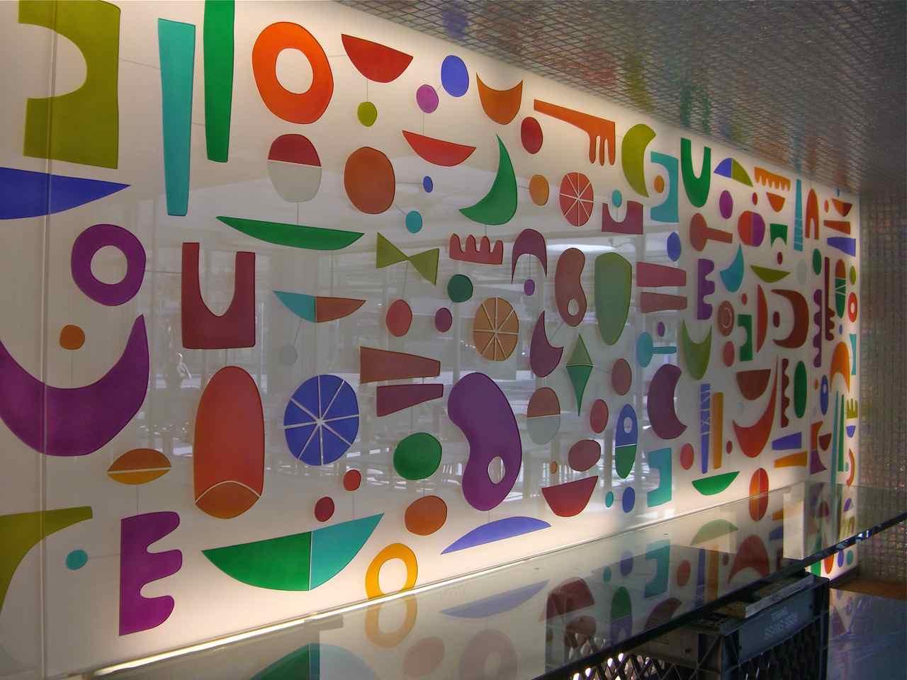 Geometric Designs - Sans Soucie Art Glass