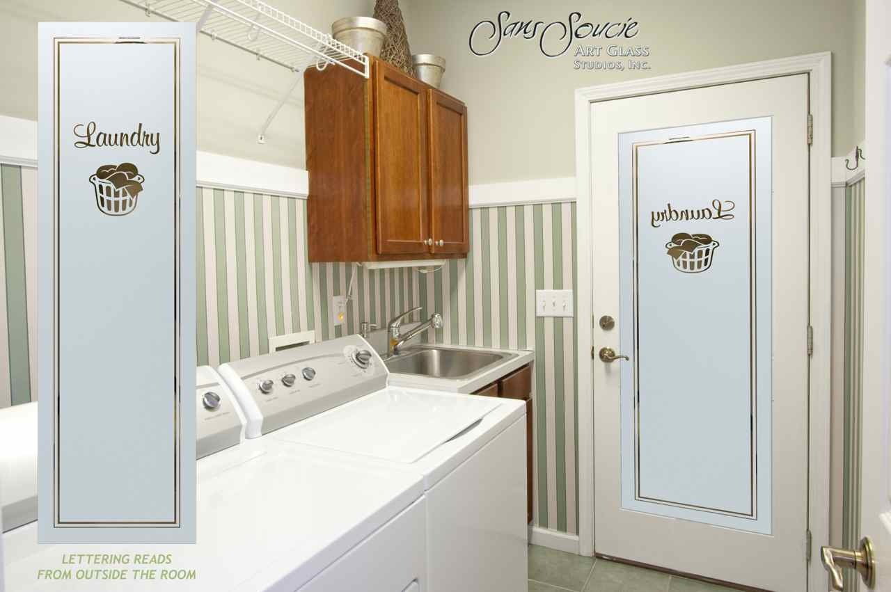 Bathroom luxury with interior glass doors sans soucie - Laundry Room 2 Posted In Borders Laundry Room Doors Interior Glass