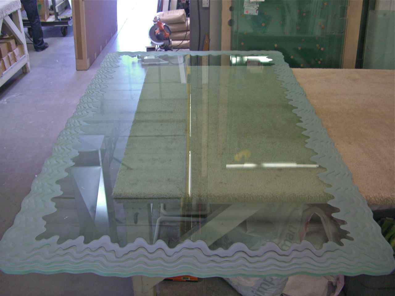 Shoreline Dining Table