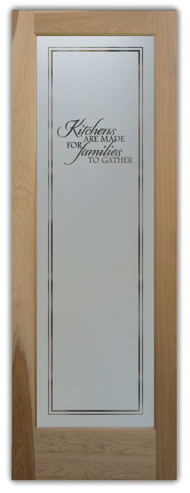 Kitchen Pantry Doors Sans Soucie Art Glass