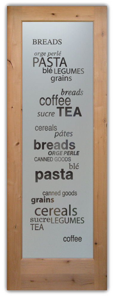 Pantry Goods A