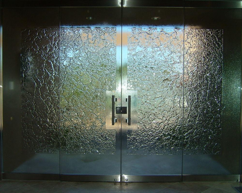 Frameless Glass Inserts Glass Stone Sans Soucie Art Glass