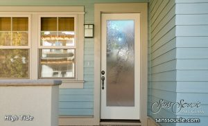 exterior glass door beach decor cast glass sand texture sans soucie