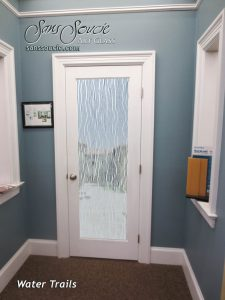 interior doors with glass glass etching glass drizzle wet linear mediterranean decor sans soucie water trails