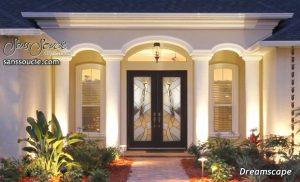 Glass Door Inserts Dreamscape Sans Soucie