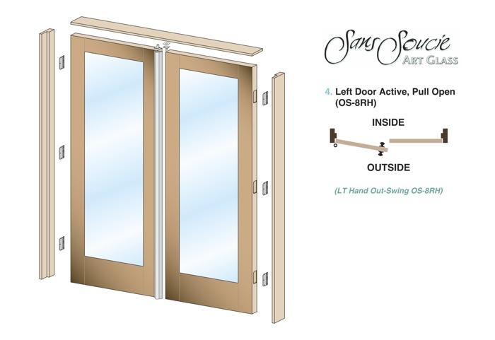 Pre hung interior doors pair sans soucie art glass pre hung interior doors pair by sans soucie planetlyrics Choice Image
