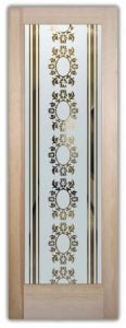 interior glass doors custom glass decorative patterns beautiful flourishes french decor sans soucie arabella l