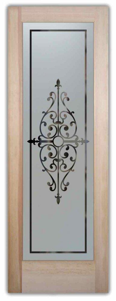 Barcelona I Pantry Door Sans Soucie