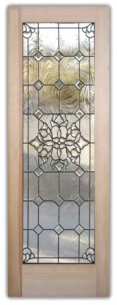 Beautiful Bevels Stained Glass Doors By Sans Soucie