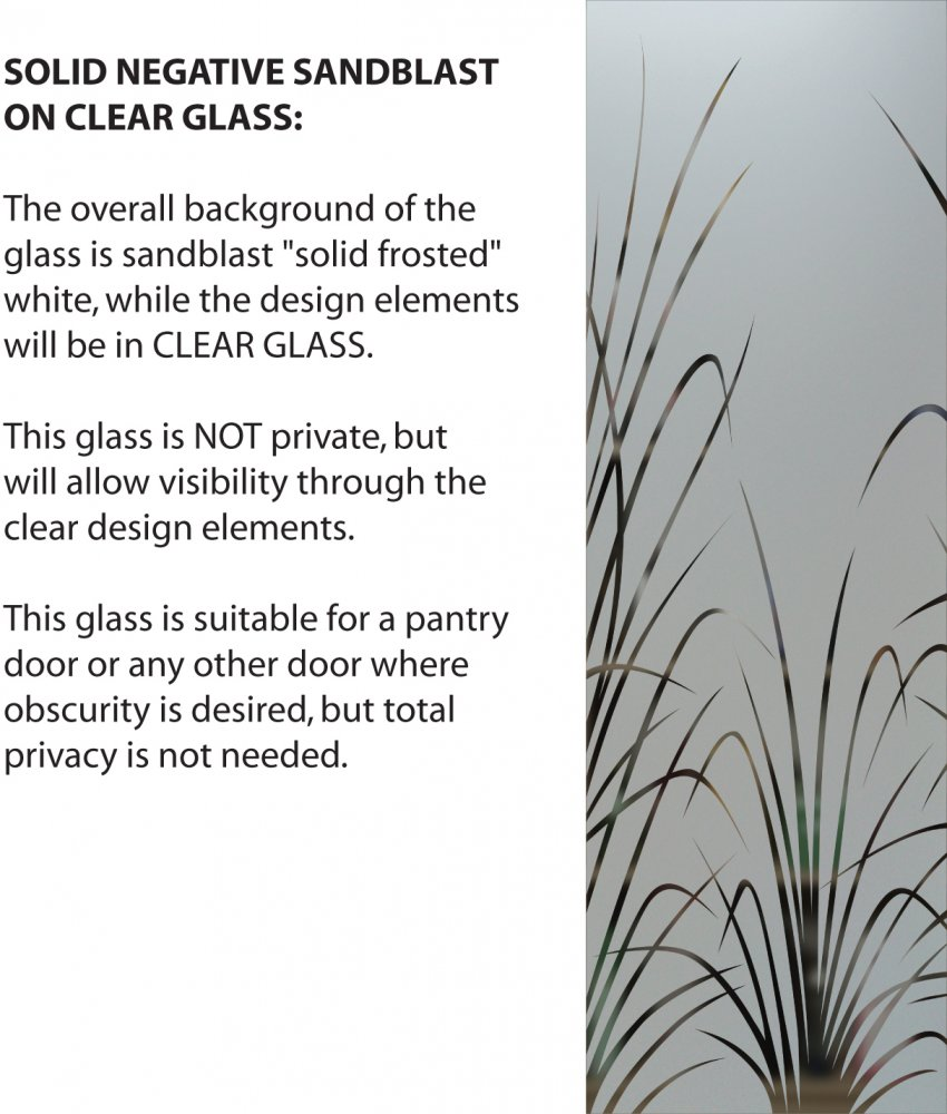 Door Glass Inserts Description Sans Soucie