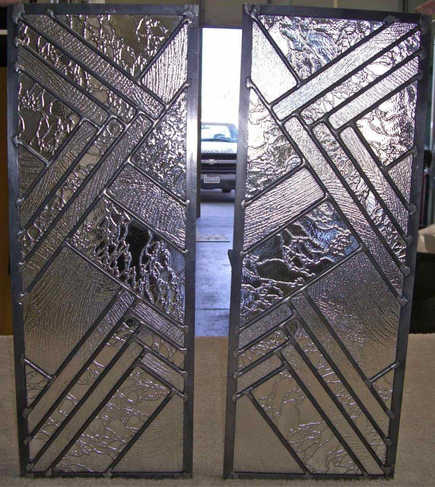 Door Glass Inserts Z Textures Sans Soucie