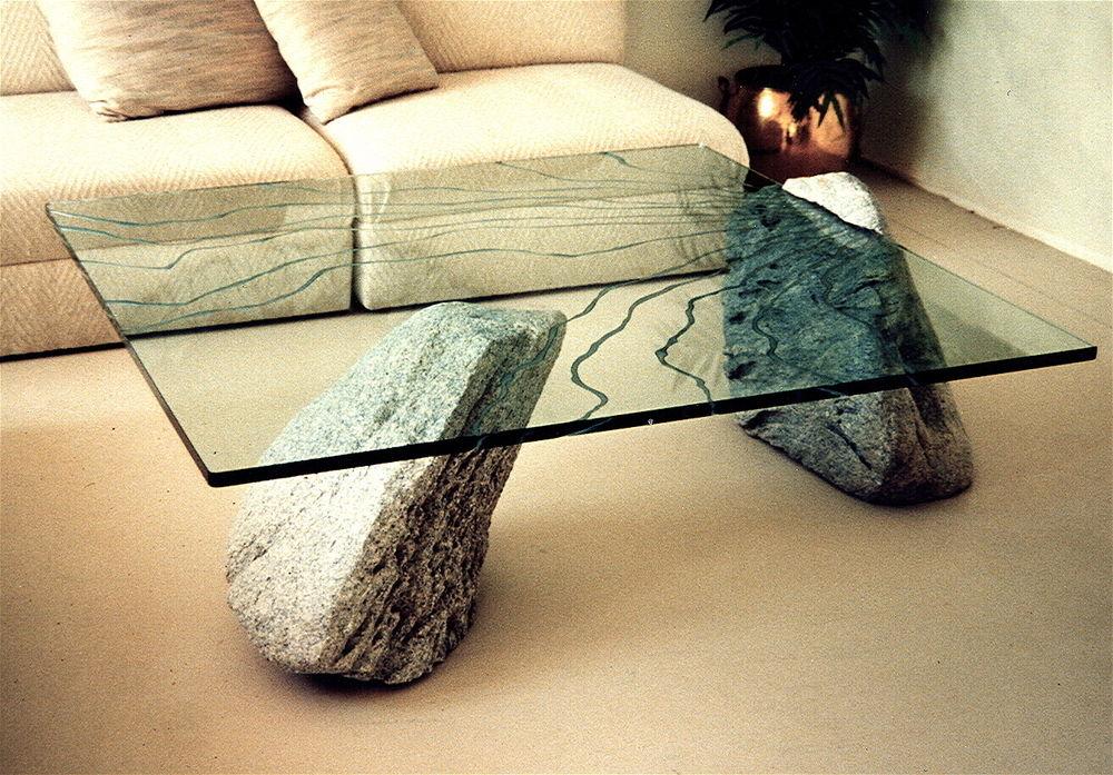 Glass Coffee Tables Boulder Sans Soucie