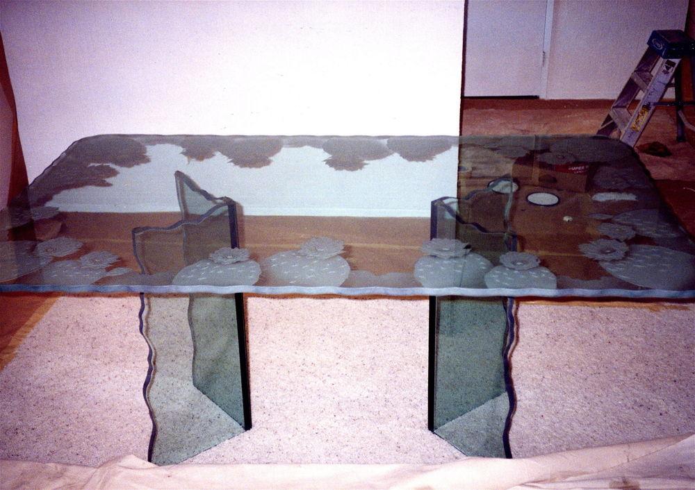 Glass Dining Tables Barrel Cactus Sans Soucie