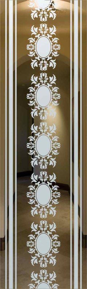 Glass Door Inserts Arabella l Sans Soucie