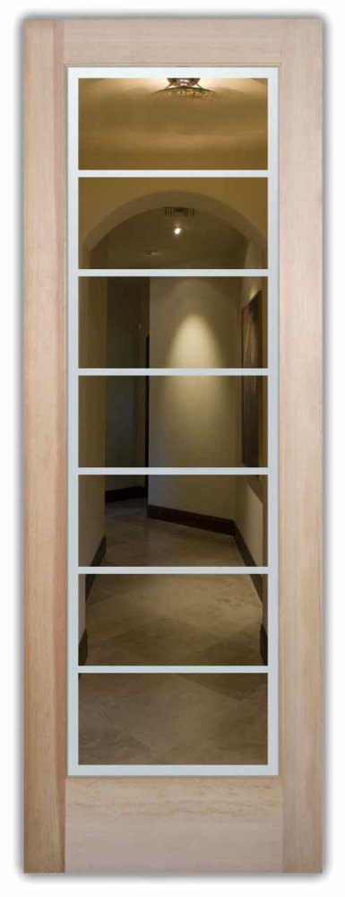 interior doors with glass etching etched glass modern design rectangles patterns grand sans soucie