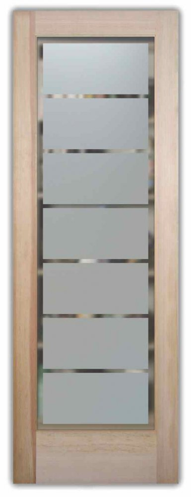 Grand Pantry Door Decorative Glass | Sans Soucie