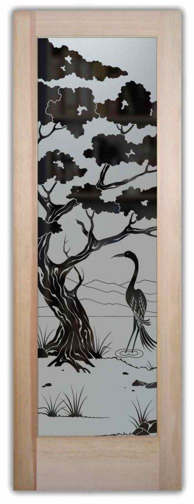 Pantry Doors Bonsai Egret Sans Soucie