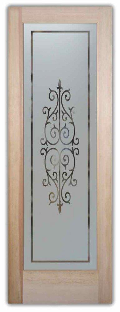 Pantry Doors Cadiz Sans Soucie