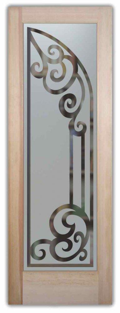 Pantry Doors Concorde Arched Sans Soucie