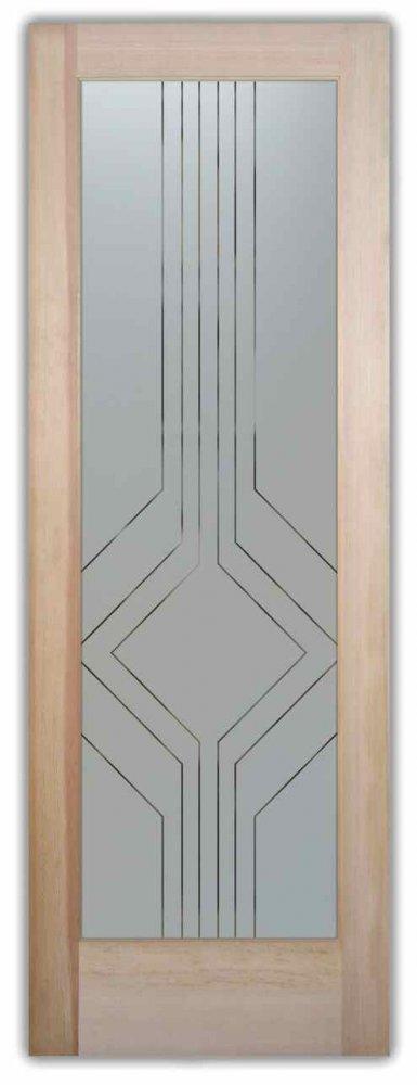 Pantry Doors Diamond Pinstripes Sans Soucie