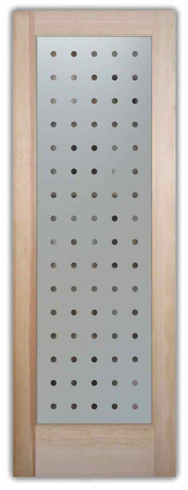 Pantry Doors Dots Sans Soucie