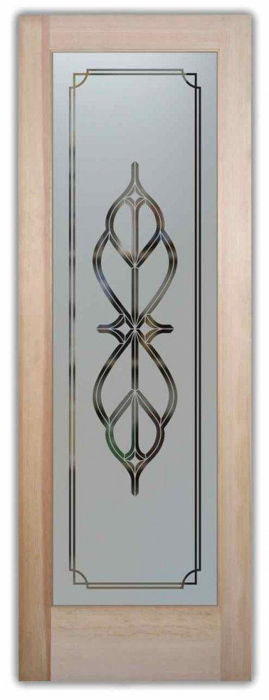 Pantry Doors Faux Bevels ll Sans Soucie