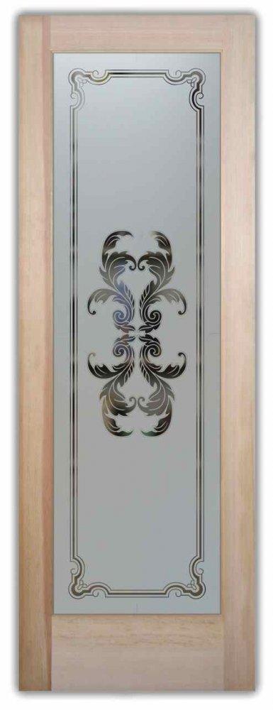Pantry Doors Florence Flourish Sans Soucie