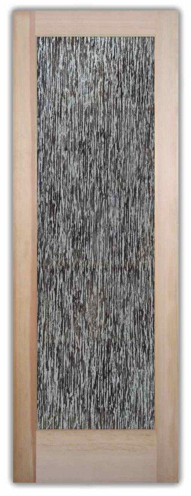 Pantry Doors Tree Bark Sans Soucie