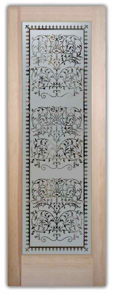 Pantry Doors Victorian Lace Sans Soucie