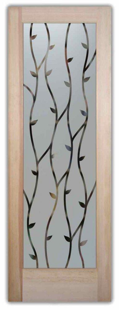 Pantry Doors Wrought Iron Vines Sans Soucie