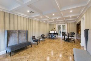 Double Interior Doors Glass Etched Contemporary Sans Soucie