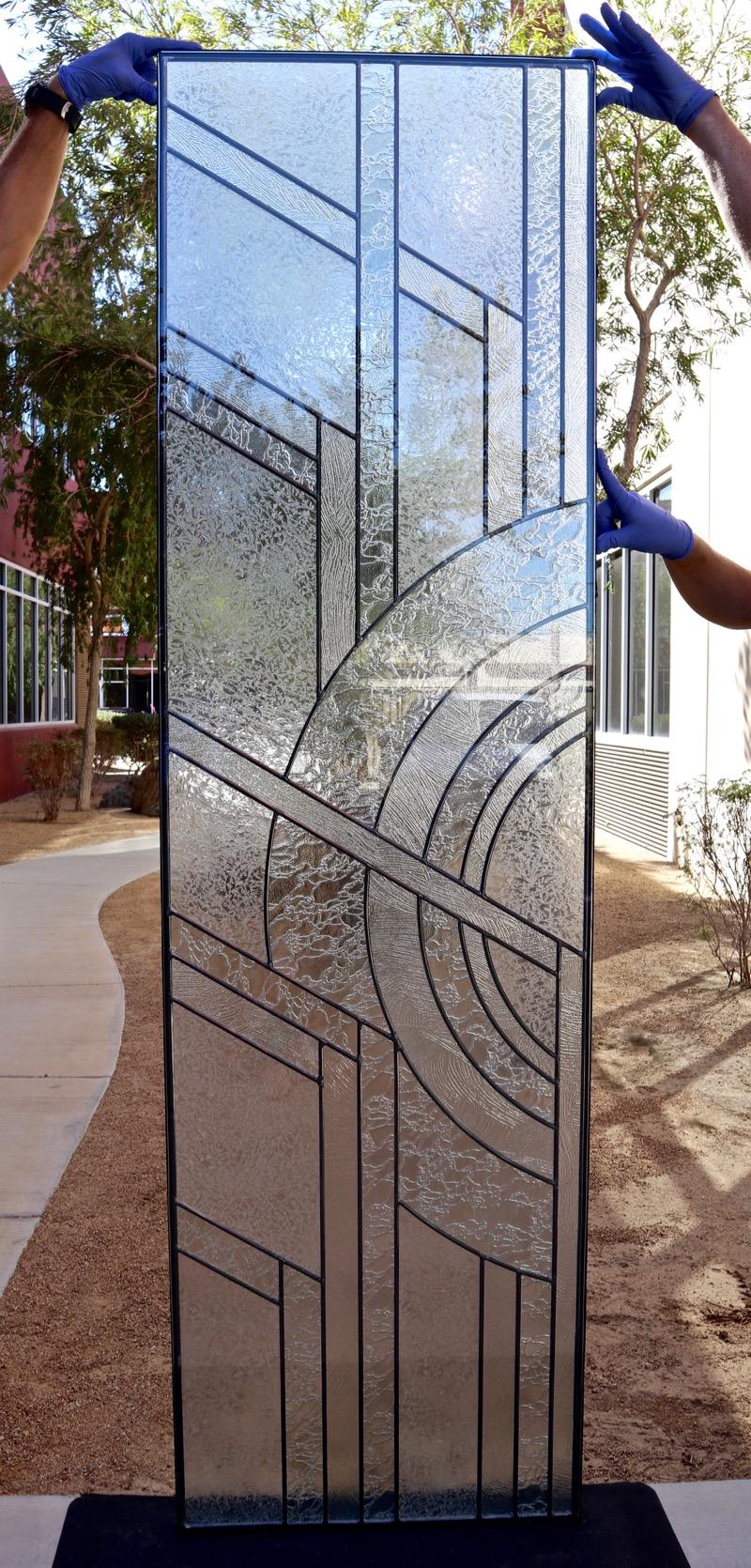 Glass Door Inserts Sun Odyssey Leaded Sans Soucie ...