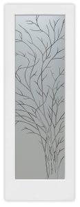 wispy tree pantry door