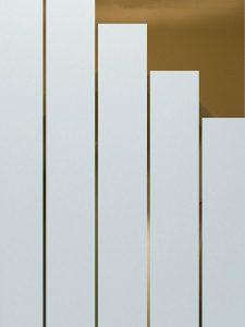 etched glass designs contemporary decor rectangular shapes bars towers sans soucie
