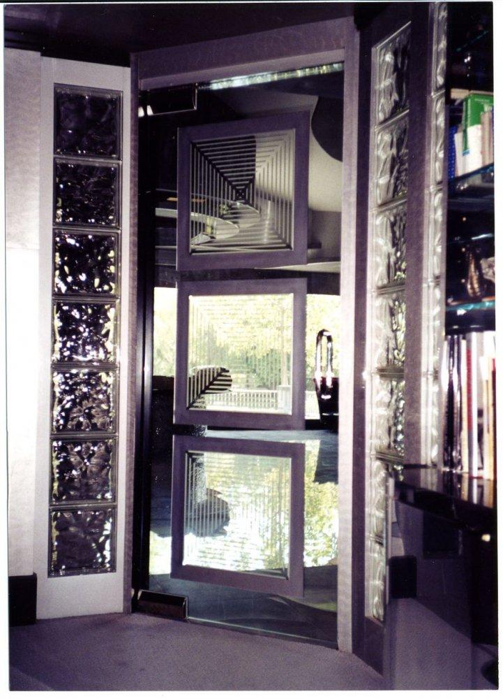 Zero In Frameless Glass Doors Sans Soucie