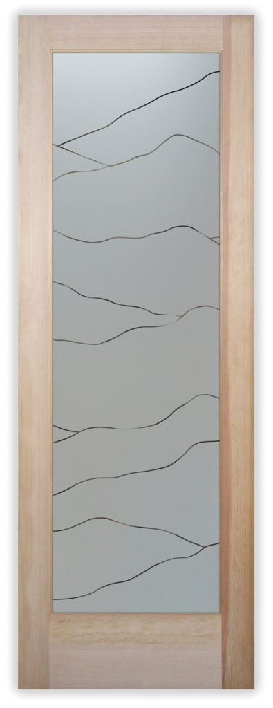 abstract hills pantry doors