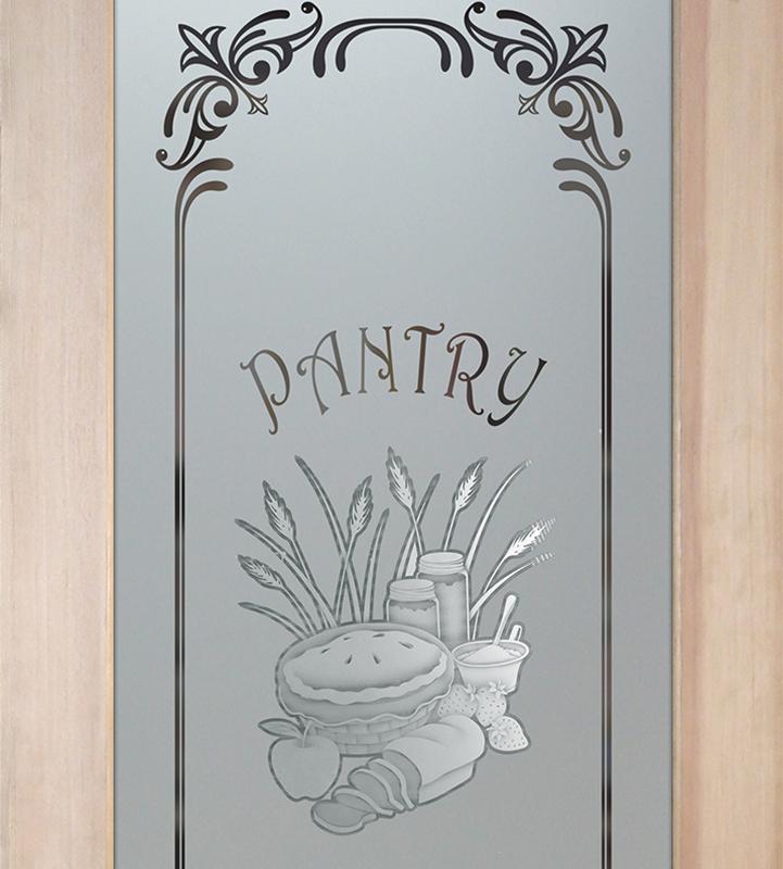 Apple Pie 2D Pantry Door